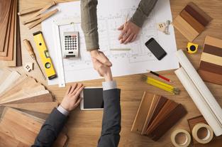 Cотрудничество с архитекторами и дизайнерами