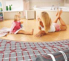 Какой теплый пол выбрать для дома?